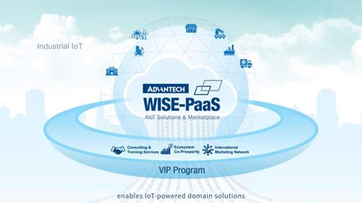 WISE-PaaS Industrial IoT Data Application Platform for Lean and Fast AIoT Digital Transformation